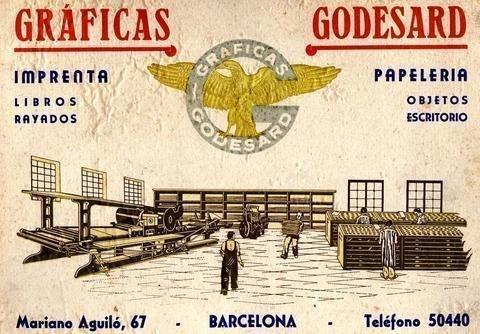 Calendario del año 1947